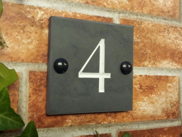 Image result for number 4 house number